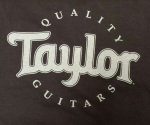 Taylor Guitars T-Shirt - Dark Brown, XXL
