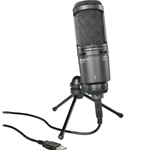 Audio-Technica AT2020USB+ Dynamic USB Microphone