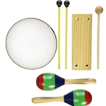 Alfred's Kid's Drum Course Complete Starter Pack