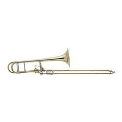 Bach Stradivarius 42AF Tenor Trombone with Axial Flow Valve F-Attachment