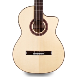 Cordoba GK Studio Gipsy Kings Signature Model Acoustic-Electric Classical Guitar