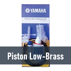 Yamaha Low Brass Maintenance Kit - Piston Valve