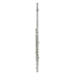 Yamaha Professional 587H Series Flute In-line G C# Trill, B Foot, Gizmo Key