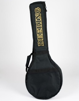 Deering Deluxe Padded Gig Bag for 5-String Resonator Banjo