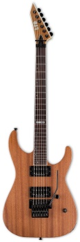 ESP LTD MH-400 - Mahogany Natural Satin