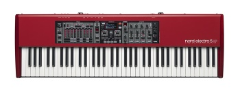 Nord Electro 5 HP73 Velocity Sensitive 73-Key Hammer Action