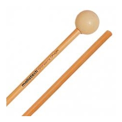 Malletech OR42R Orchestra Series Xylophone/Bell Mallets - Hard Synthetic