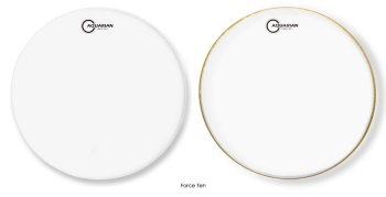 Aquarian Force Ten 13'' Clear Drum Head
