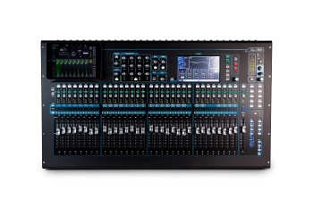 Allen & Heath QU32C 38-In/28-Out Digital Mixer Chrome Series