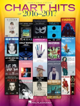 Chart Hits of 2016 - 2017