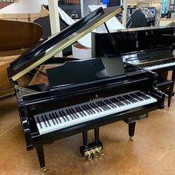 "1989 Young Chang G-150 4'11"" Baby Grand - Polished Ebony"