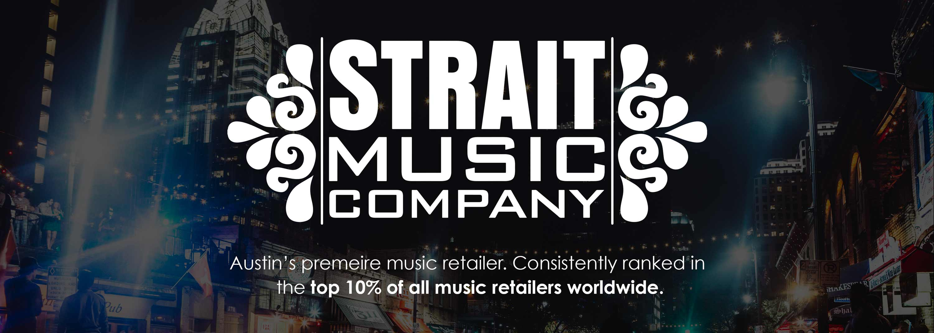 strait music austin texas full line music store. Black Bedroom Furniture Sets. Home Design Ideas