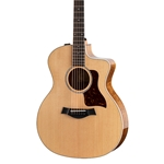 Taylor 214ce-K Koa Deluxe Acoustic-Electric Guitar - Natural