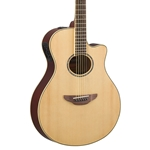 Yamaha APX600NA Thinline Acoustic-Electric - Natural Finish