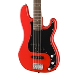 Fender Afinity Series PJ Precision Bass - Indian Laurel Fretboard, Race Red