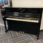 "1989 Kawai 52"" Upright - Polished Ebony"