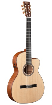 Martin 000C Nylon String Cutaway Acoustic-Electric Guitar - Natural