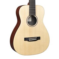 Martin X Series Lx1e Little Acoustic Electric Guitar