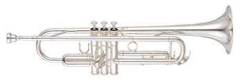 Yamaha YTR-4335GS Intermediate Silver-Plated Bb Trumpet