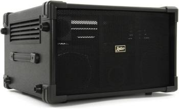 leslie 2101 mk2 200w keyboard amplifier with rotary speaker. Black Bedroom Furniture Sets. Home Design Ideas