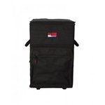 "Gator Cases GPA720 Powered Mixer Case; 13"""" x 13.5"""" x 20"""""