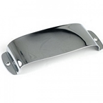 Fender Jazz Bass Pickup Cover - Chrome