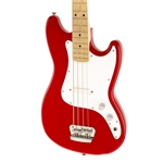 Squier Affinity Series Bronco Bass, Torino Red