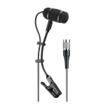 Audio Technica PRO35cW Cardioid Condenser Clip-on Instrument Microphone