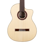 Cordoba GK Studio Negra Acoustic-Electric Flamenco Guitar