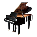 "Yamaha C2X 5' 8"" Grand - Polished Ebony"