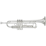 Yamaha Xeno Series II Professional Trumpet - Reverse Lead Pipe
