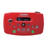 Boss VE-5 Vocal Effects Processor, Red