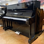 1985 Yamaha U1 - Polished Ebony