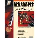 Essential Elements for Strings - Double Bass Book 1 with EEi