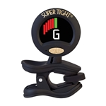 Snark ST-8 Super Tight All Instrument Clip-On Tuner - Black