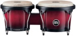 Meinl Headliner Bongos - Wood, Red Burst Finish