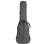 Gator GT-BASS-GRY Transit Series Bass Guitar Gig Bag with Charcoal Exterior