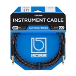 Boss BIC-15 Straight/Straight Instrument Cable