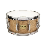 Pork Pie Percussion Bettis B20 Cymbal Glitter Snare Drum