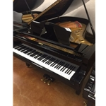 "1968 Yamaha C7 7'6"" Grand Piano - Polished Ebony"