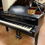 "1953 Kawai 7' 2"" Grand Piano - Polished Ebony"
