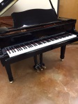 "2000 Yamaha C2 5'8"" Conservatory Grand - Polished Ebony"
