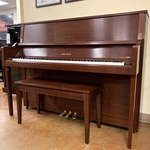 Cable Nelson by Yamaha 216SW - 2010 Upright Satin Walnut