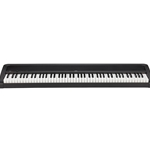 Korg B2N 88-Key Semi-Weighted Digital Piano with USB Audio and Midi - Black