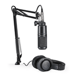 Audio Technica AT2020 Microphone Pack