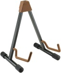 K&M A-frame Acoustic Guitar Stand - Cork