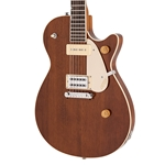 Gretsch G2215-P90 Streamliner Junior Jet Club - Single Barrel Stain with Laurel Fingerboard