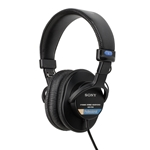 Sony MDR7506 Closed-back Stereo Professional Headphones