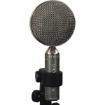 Cascade Mics 96BE Fathead BE (Bare Essentials) - Grey Body Silver Scooped Grille (Stock Trans)