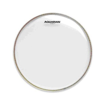 Aquarian Super 2 18'' Clear Drum Head